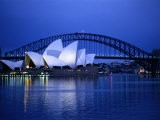 Harbor and Sydney Opera House - Sam Abell