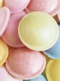 Pastel-Coloured Flying Saucers - Sam Stowell