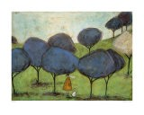 Sniffing the Lilac - Sam Toft