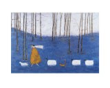 Tiptoe Through the Bluebells - Sam Toft