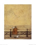 Watching the Starlings (with Doris) - Sam Toft