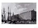 The Goree Warehouse George's Dock Liverpool - Samuel Austin