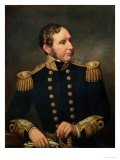 Vice Admiral Robert Fitzroy (1805-65) Admiral Fitzroy Led the Expedition to South America 1834-36 - Samuel Lane
