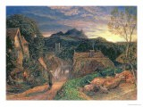 The Bellman - Samuel Palmer