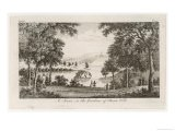 Pains Hill Surrey: a Scene in the Gardens - Samuel Wale