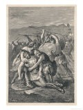 Slave Revolt in the Final Battle Crassus Defeats the Slaves and Spartacus is Killed - Sanesi