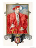 "Portrait of Henry Howard Earl of Surrey from ""Memoirs of the Court of Queen Elizabeth"" - Sarah Countess Of Essex"