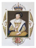 "Portrait of James V King of Scotland from ""Memoirs of the Court of Queen Elizabeth"" - Sarah Countess Of Essex"