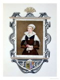 """Portrait of Lady Jane Grey (1537-54) """"Nine-Days Queen"""" - Sarah Countess Of Essex"""