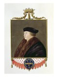 Portrait of Thomas Cromwell - Sarah Countess Of Essex