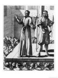 Jesuit Priest Henry Garnet is Executed for Complicity in the Gunpowder Plot - Sarah Tanner