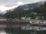 Houses and Float Planes, Queen Charlotte City, Queen Charlotte Islands, Canada - Savanah Stewart