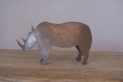 sculpture animaux : Hippopotame