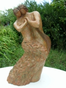sculpture personnages : TANGO