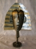 Sculptures artistes - Le pharaon