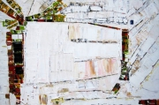 tableau abstrait abstrait contemporain abstract contemporary : Béatitude