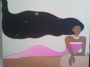 tableau : Black magic woman
