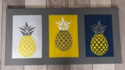 tableau fruits ananas moderne contemporain : Ananas