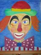 tableau : Kiri le clown