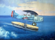 tableau marine marine nationale aeronavale : Avion Levasseur