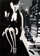 "tableau new york mailyn actrice cinema : MARILYN "" NEW YORK """