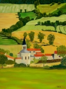 tableau paysages : aveyron