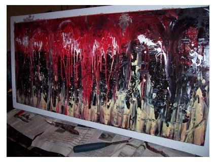 tableau peinture abstrait figuratif peinture marocain peintre marocain art moderne visages. Black Bedroom Furniture Sets. Home Design Ideas