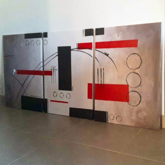 Ideat Amsterdam besides The Tangier Estate Of Yves Saint Laurent Goes On The Block 1201229644 besides Vintage Kasten as well Parisian Apartments additionally Tableau Abstrait Moderne Acrylique Triptyque Abstrait Acrylique Triptyque Abstrait Fig P 74618. on jacques grange