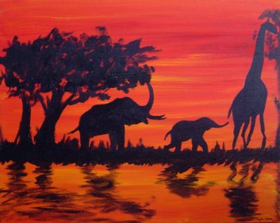 """Résultat de recherche d'images pour """"afrique paysage animaux"""""""