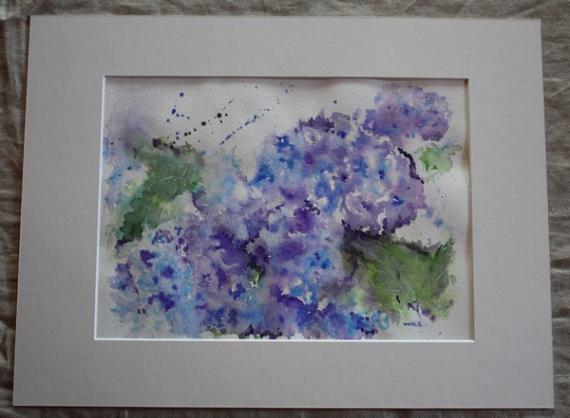 Tableaux : fleurs - L'-Atelier de Genevieve