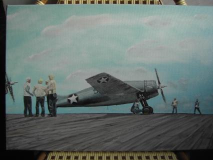 tableau peinture avion wildcat seconde guerre wildcat rosenblatt 39 s reply. Black Bedroom Furniture Sets. Home Design Ideas