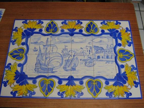 Comment poser des azulejos la r ponse est sur for Carrelage portugal