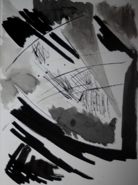 Votre portrait en noir et blanc peintures et pochoirs de for Tableau portrait noir et blanc