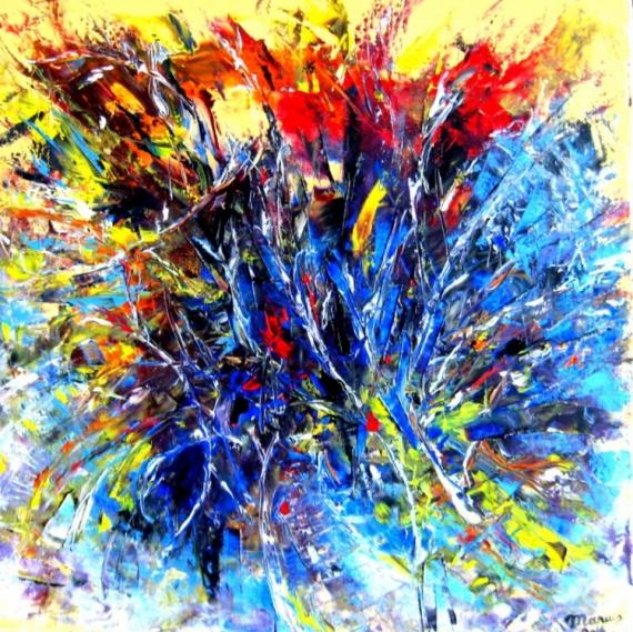 Tableau peinture a l 39 eau - Peinture resistant al eau ...