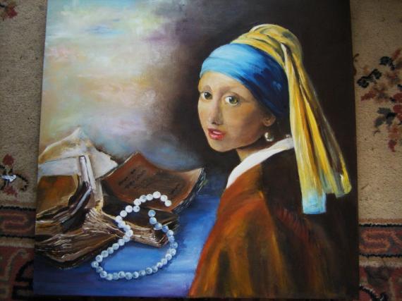 La Jeune Fille à la perle Wikipédia