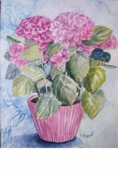 1-14 Floraison - Maryse de May | Fleurs / flowers | Pinterest ...