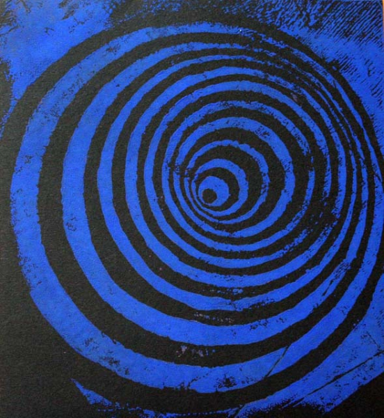 Vasarely coloriage vasarely et luop art free to print a for Illusion d optique peinture