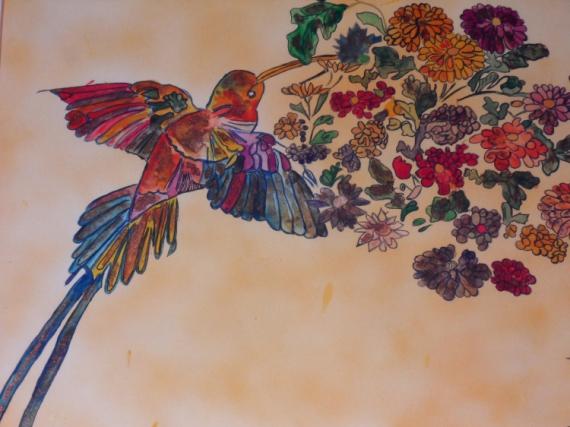 Rsultat de recherche dimages pour les oiseaux paradis peintures