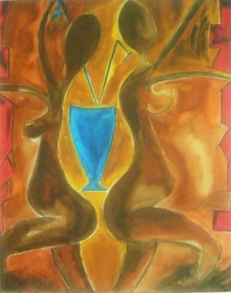 Tableau peinture tableau abstrait artiste alsace art for Artiste art abstrait