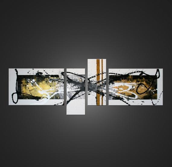 Tableau peinture tableau abstrait moderne design z axe for Tableau peinture moderne design