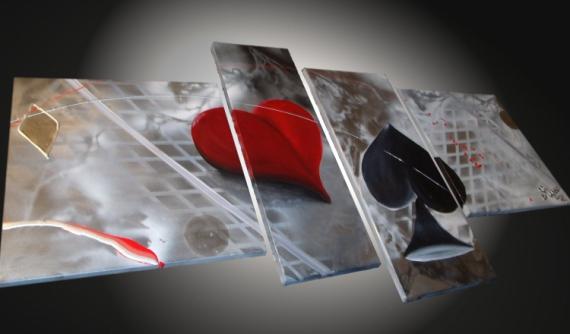 Tableau Peinture Tableaux Abstraits Tableaux Design Tableau