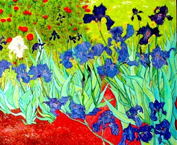 Fleurs van gogh - Analyse du tableau la chambre de van gogh ...