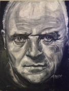 tableau personnages acteur anthony hopkins cinema star : Anthony hopkins