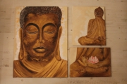 tableau personnages : bouddha