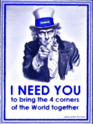 tableau personnages facebook : I NEED YOU