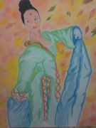 tableau personnages : Geisha