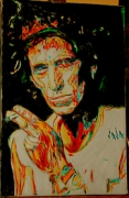 tableau personnages : Keith Richards