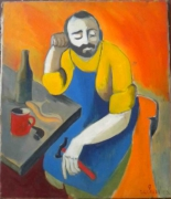 tableau personnages l artisan 2003 grigor nalband : L'artisan