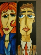 tableau personnages : Lovers