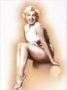 tableau personnages marilyn monroe marylin monroe marilyn marylin : Marilyn Monroe - 16